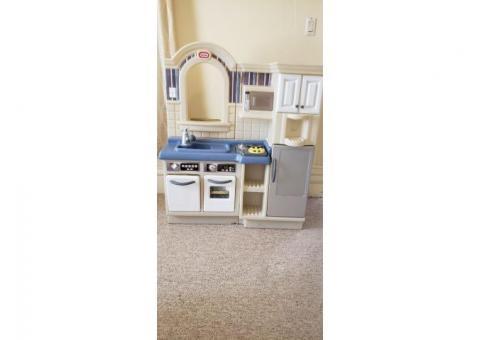Lil Tykes Kitchen