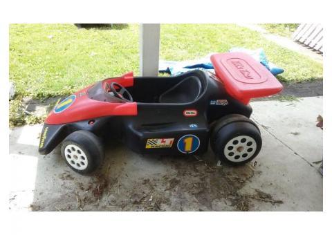 Little Tykes Indycar Power Wheels