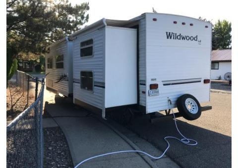 30' bumper to hitch Travel Trailer