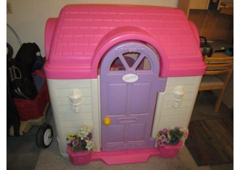 Barbie Party Playhouse